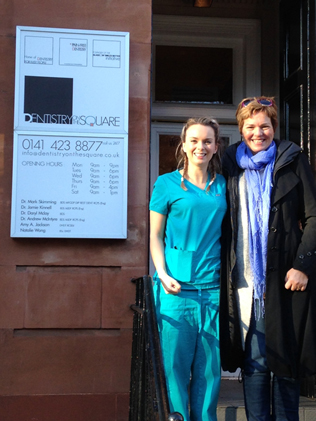 Award winning Glasgow dentist