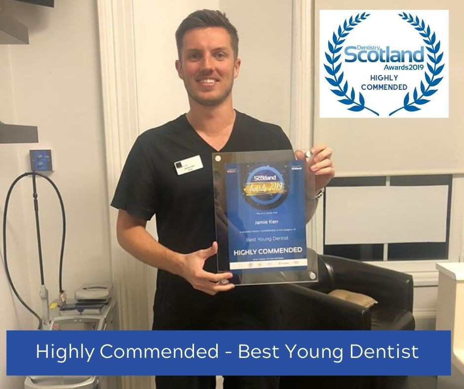 Highly Commended - Best Young Dentist