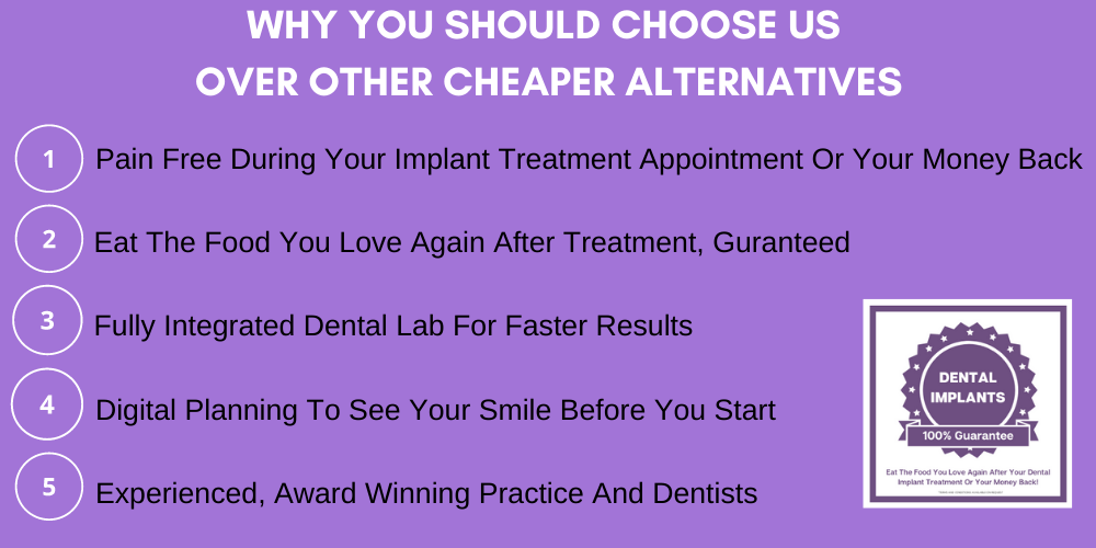 Why Should You Choose Dentistry On The Square For Your Dental Implant Treatment?